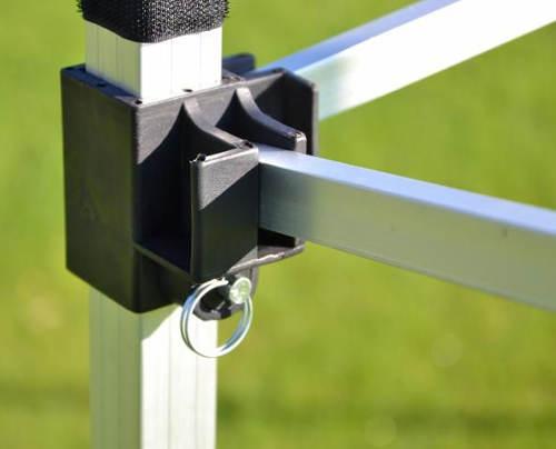 Výškově nastavitelné teleskopické nohy