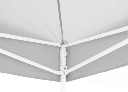 Bílý výstavní stánek 3 x 3 m