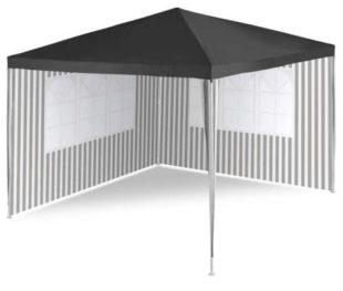 Praktický a lehký víceúčelový pavilon 3x3 m