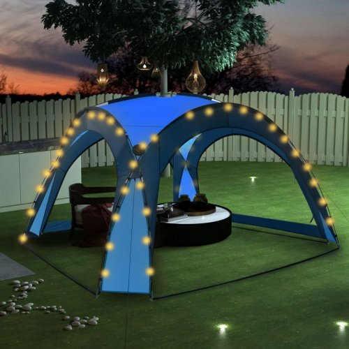 Party stan s LED osvětlením